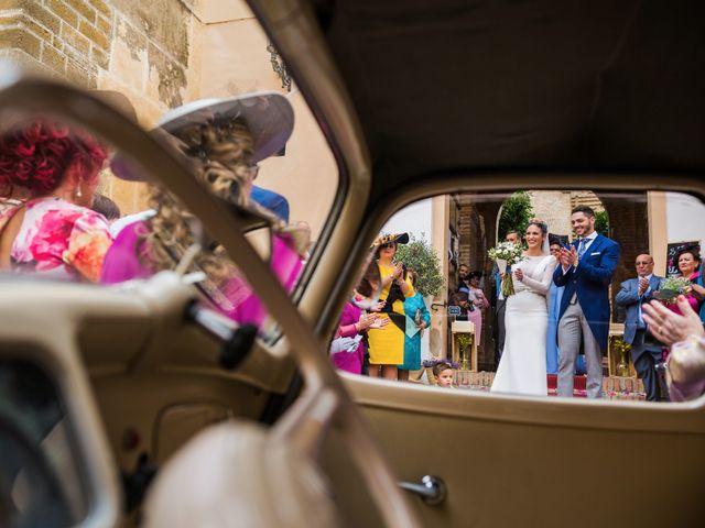 La boda de Pablo y María en Sevilla, Sevilla 23
