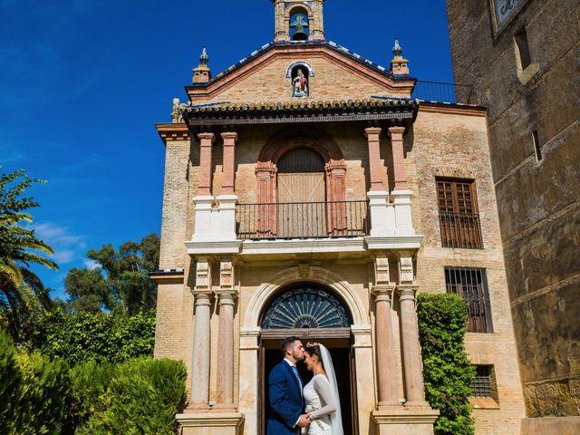 La boda de Pablo y María en Sevilla, Sevilla 27