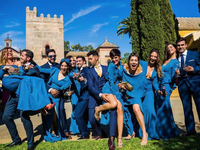 La boda de Pablo y María en Sevilla, Sevilla 30