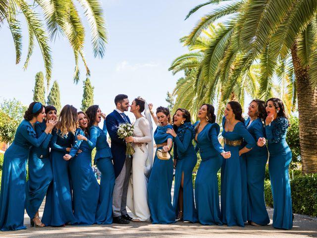 La boda de Pablo y María en Sevilla, Sevilla 36