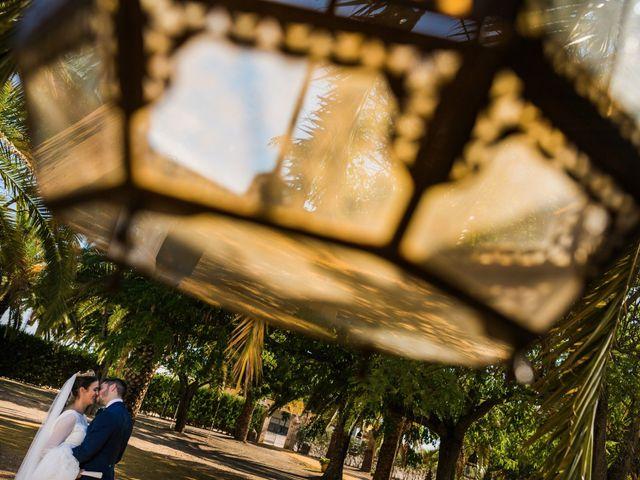 La boda de Pablo y María en Sevilla, Sevilla 38