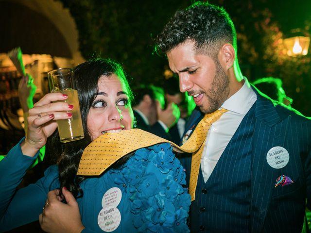 La boda de Pablo y María en Sevilla, Sevilla 49
