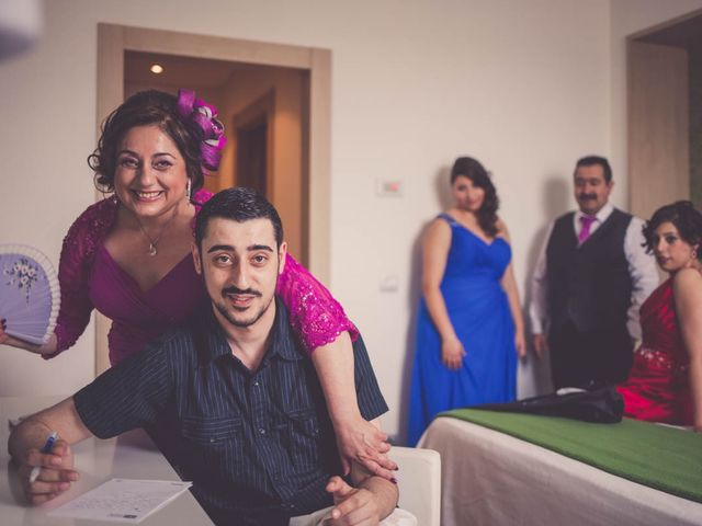 La boda de Vicente y Ascensión en El Beal, Murcia 12