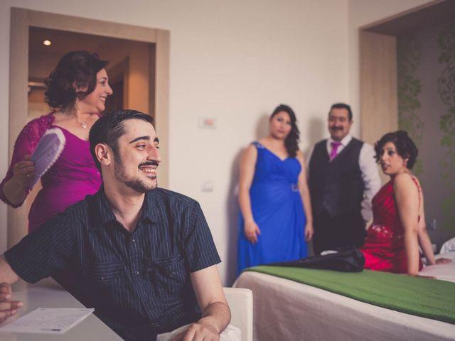 La boda de Vicente y Ascensión en El Beal, Murcia 13
