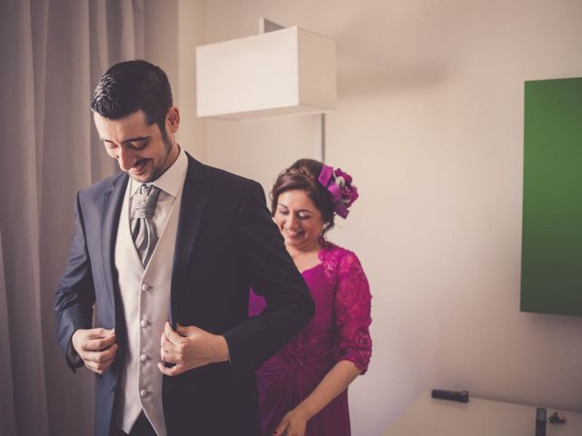 La boda de Vicente y Ascensión en El Beal, Murcia 25