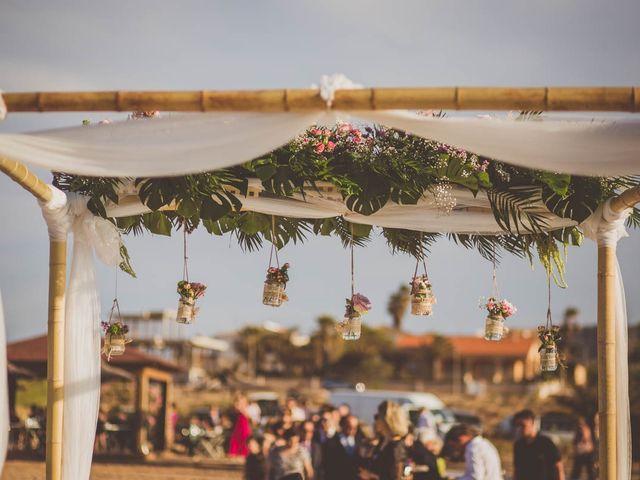 La boda de Vicente y Ascensión en El Beal, Murcia 77