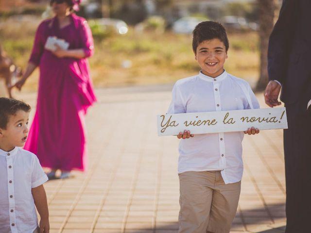 La boda de Vicente y Ascensión en El Beal, Murcia 79
