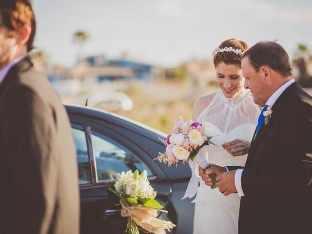 La boda de Vicente y Ascensión en El Beal, Murcia 81