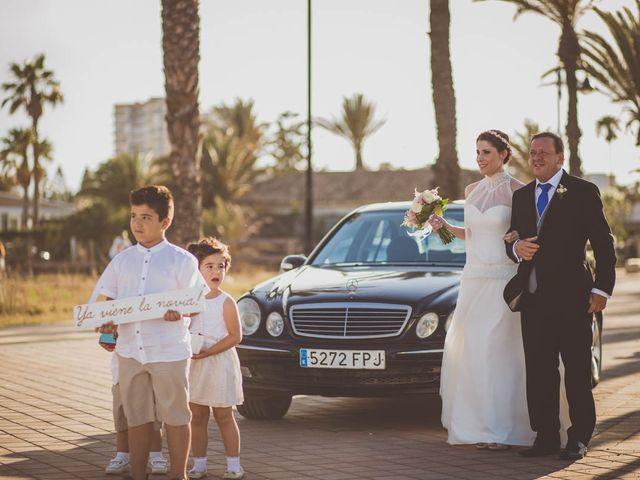 La boda de Vicente y Ascensión en El Beal, Murcia 82