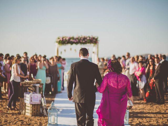 La boda de Vicente y Ascensión en El Beal, Murcia 83