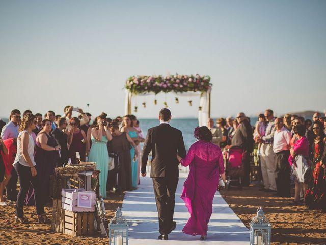 La boda de Vicente y Ascensión en El Beal, Murcia 84