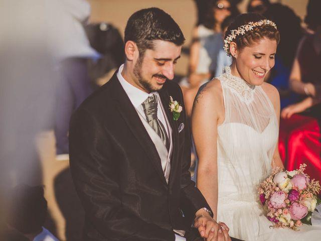La boda de Vicente y Ascensión en El Beal, Murcia 93