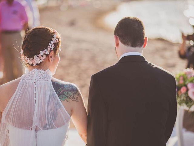 La boda de Vicente y Ascensión en El Beal, Murcia 110