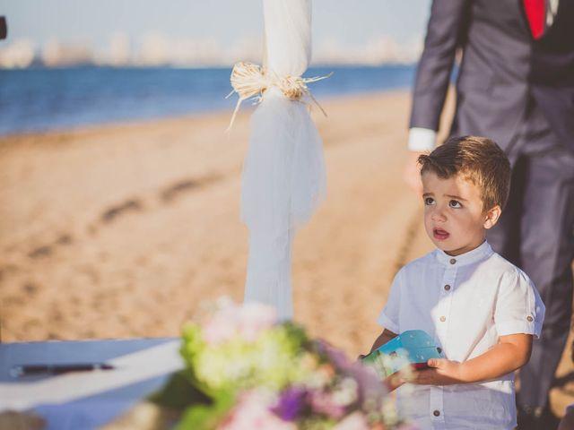 La boda de Vicente y Ascensión en El Beal, Murcia 115