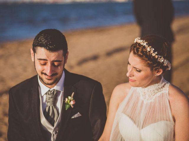 La boda de Vicente y Ascensión en El Beal, Murcia 123