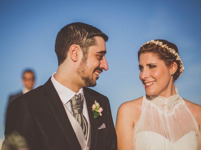 La boda de Vicente y Ascensión en El Beal, Murcia 125