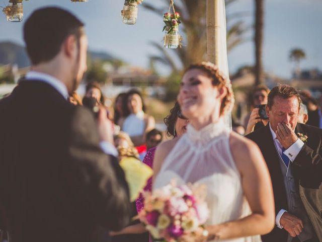 La boda de Vicente y Ascensión en El Beal, Murcia 127