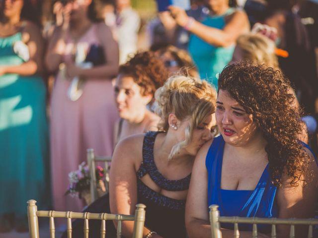 La boda de Vicente y Ascensión en El Beal, Murcia 130