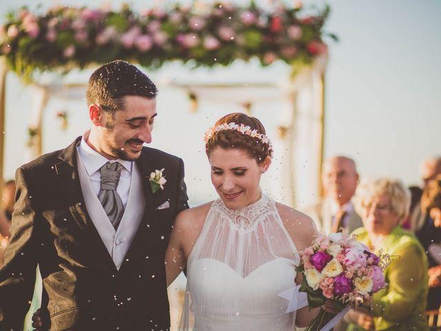 La boda de Vicente y Ascensión en El Beal, Murcia 135