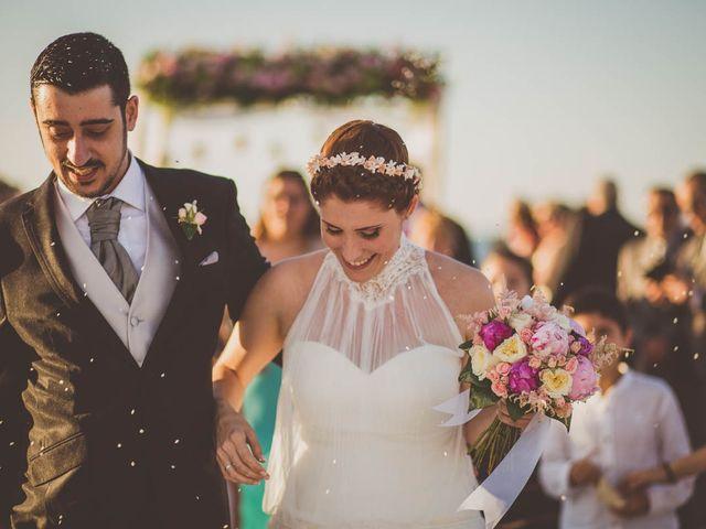 La boda de Vicente y Ascensión en El Beal, Murcia 136