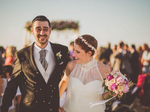 La boda de Vicente y Ascensión en El Beal, Murcia 137