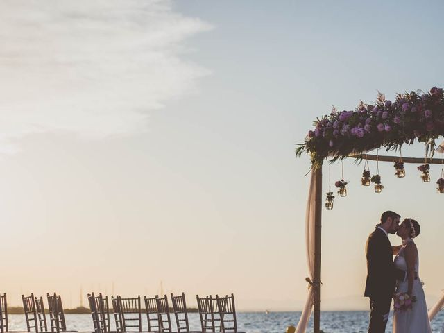 La boda de Vicente y Ascensión en El Beal, Murcia 1
