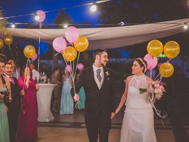 La boda de Vicente y Ascensión en El Beal, Murcia 146