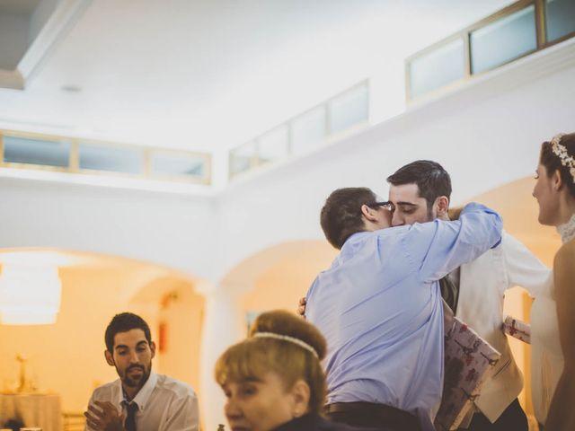 La boda de Vicente y Ascensión en El Beal, Murcia 162