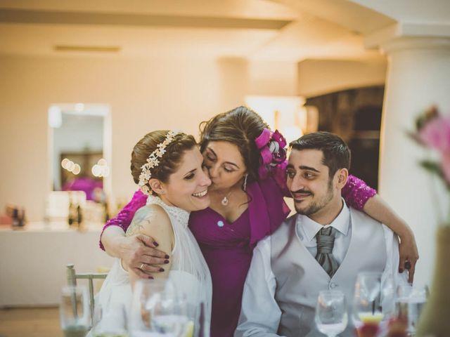 La boda de Vicente y Ascensión en El Beal, Murcia 164