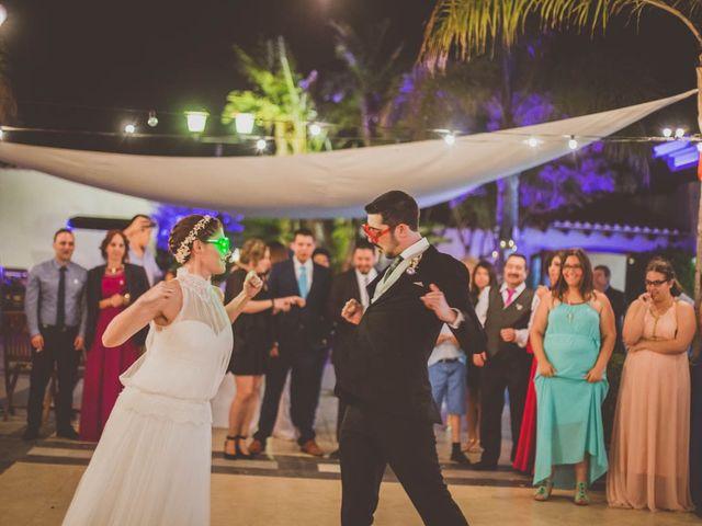 La boda de Vicente y Ascensión en El Beal, Murcia 170