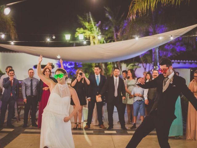 La boda de Vicente y Ascensión en El Beal, Murcia 171