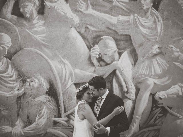 La boda de Vicente y Ascensión en El Beal, Murcia 179