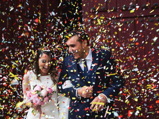 La boda de Leire y Víctor en Salamanca, Salamanca 17