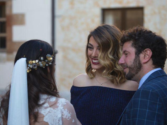 La boda de Leire y Víctor en Salamanca, Salamanca 24