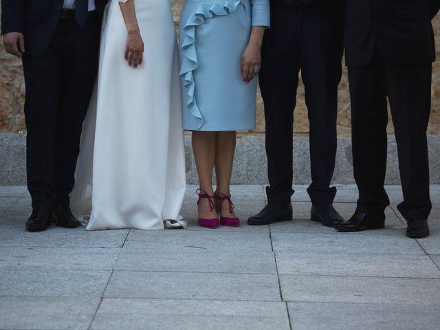 La boda de Leire y Víctor en Salamanca, Salamanca 25