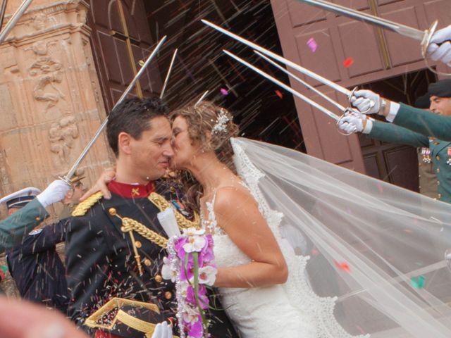 La boda de Toñi y Javi