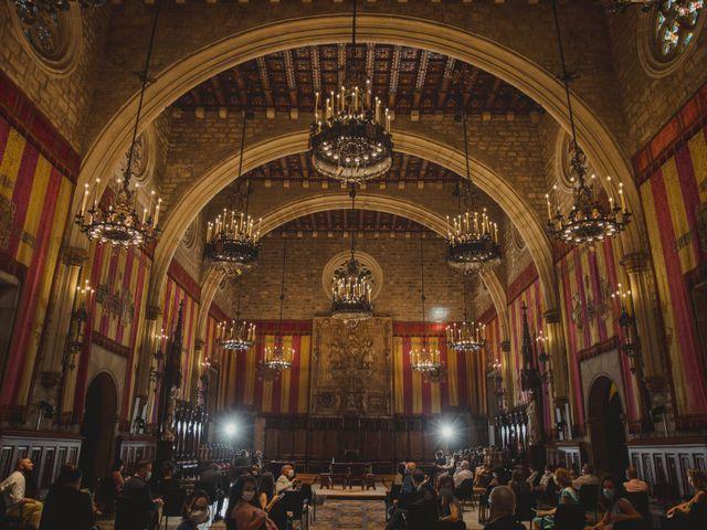 La boda de Blas y Asumpta en Barcelona, Barcelona 20