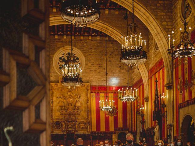 La boda de Blas y Asumpta en Barcelona, Barcelona 22