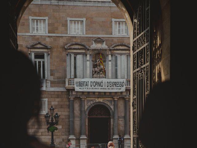 La boda de Blas y Asumpta en Barcelona, Barcelona 23