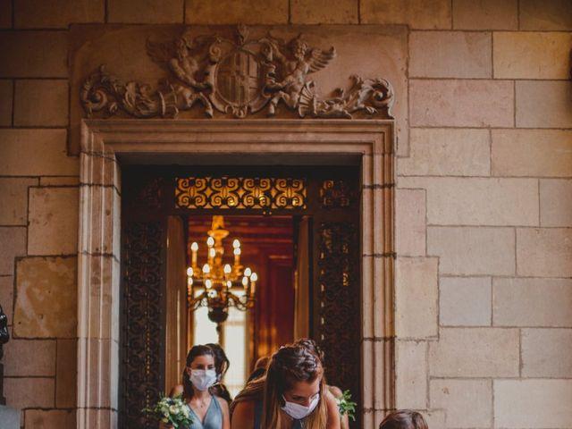 La boda de Blas y Asumpta en Barcelona, Barcelona 24