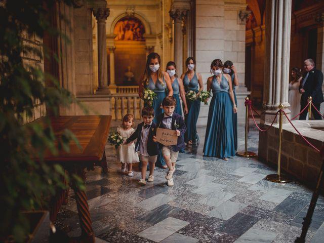 La boda de Blas y Asumpta en Barcelona, Barcelona 25