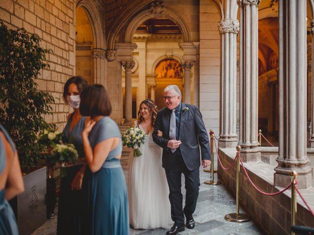 La boda de Blas y Asumpta en Barcelona, Barcelona 26