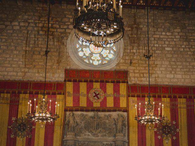 La boda de Blas y Asumpta en Barcelona, Barcelona 27