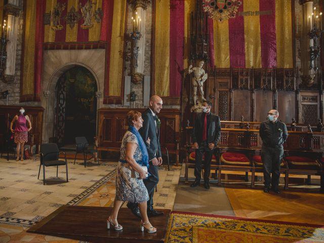 La boda de Blas y Asumpta en Barcelona, Barcelona 28