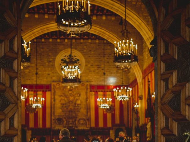 La boda de Blas y Asumpta en Barcelona, Barcelona 31