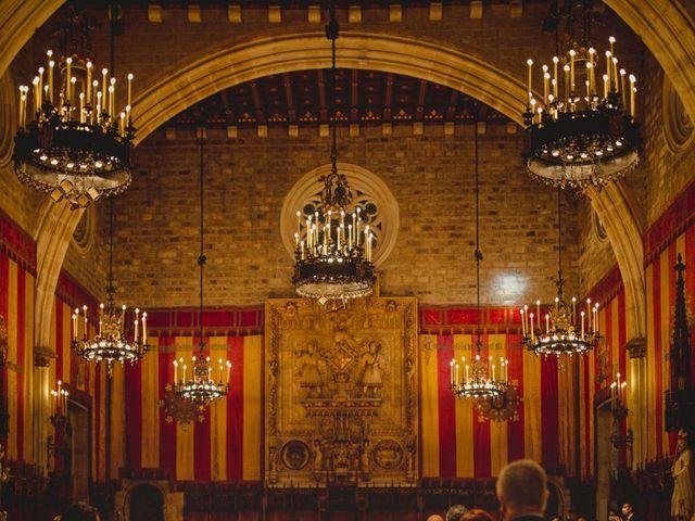 La boda de Blas y Asumpta en Barcelona, Barcelona 32