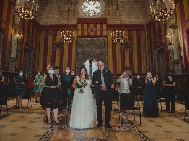 La boda de Blas y Asumpta en Barcelona, Barcelona 33