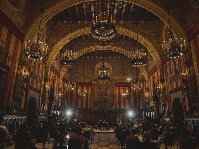 La boda de Blas y Asumpta en Barcelona, Barcelona 34