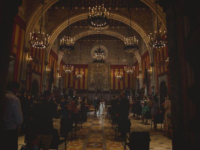 La boda de Blas y Asumpta en Barcelona, Barcelona 35