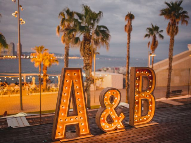 La boda de Blas y Asumpta en Barcelona, Barcelona 54
